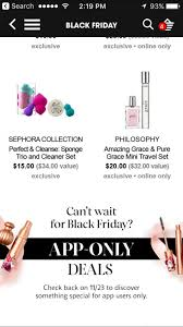 sephora sale black friday sephora black friday deals 2016