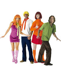 scooby doo gang costumes vegaoo adults costumes halloween