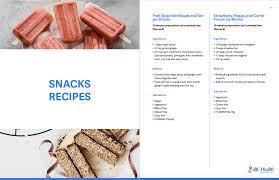 Fod Map Ebook Low Fodmap Recipes Bjc Health Shop