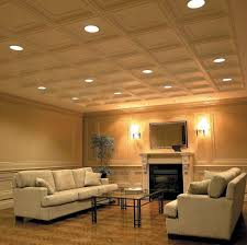 Lights For Drop Ceiling Basement by Best 25 2x2 Ceiling Tiles Ideas Only On Pinterest Drop Ceiling