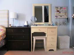 Small White Bedroom Vanities Other Makeup Vanity Bench Small Makeup Table With Mirror Cheap