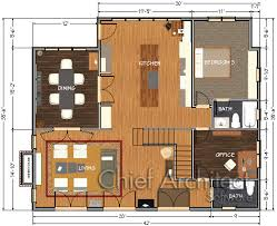 floor plan website creating an image for use in a brochure or on a website