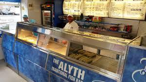 Fishbar Home Alyth Fish And Chip Shop