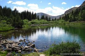 Colorado Lakes images Fish a high lake near buena vista salida colorado jpg