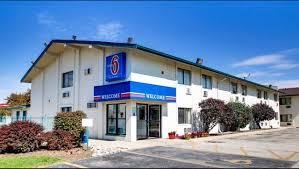 Heartland Community College Map Motel 6 Normal Bloomington Area Hotel In Normal Il 39