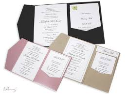 pocket invitation wedding invitations size awesome new diy pocket folds more sizes