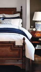 will an all blue and white home look weird traditional bedroom