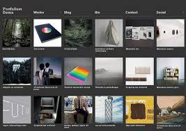 50 free portfolio wordpress themes code geekz