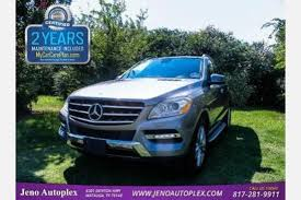 fort worth mercedes used mercedes m class for sale in fort worth tx edmunds