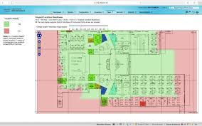 Wifi Heat Map Cisco Workplace Analytics U2013design And Implementation Guide Cisco