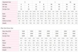 size chart for wedding dresses size charts bridal wedding dresses gowns