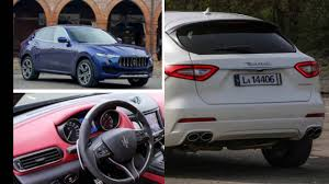 maserati price 2017 new 2017 the maserati levante s release date review and price