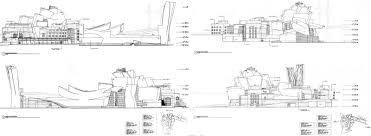 disney concert hall floor plan guggenheim xx a building that changes its time guggenheim bilbao