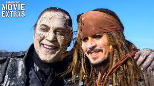 scenes pirates caribbean dead men