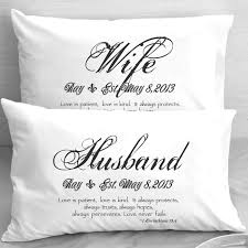 wife husband bible verse pillow cases 1 corinthians by eugenie2