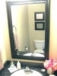 Battery Operated Bathroom Mirrors Battery Powered Bathroom Mirror Light Searchlight Lighting