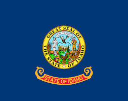 University Of Michigan Flag Flag And Seal Of Idaho Wikipedia