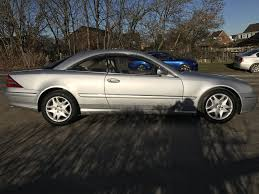 used 2000 mercedes benz cl cl500 for sale in derbyshire pistonheads