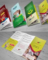 tri fold school brochure template 50 top psd brochure template designs 2016 web graphic design