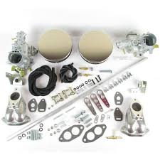 type 3 twin weber ict34 carburettor kit eurocarb