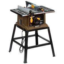 rockwell 13 amp 10 in table saw with leg stand rk7240 1 the
