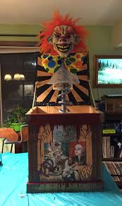 old spirit halloween props spirit halloween clown entrance wish i had one of these for the