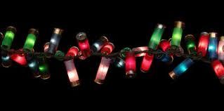 shotgun shell christmas lights seven new uses for old shotgun shells recyclenation