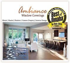 blog ambiance window coverings omaha ne