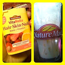 review take your vitamins nature made vitamelts hair skin