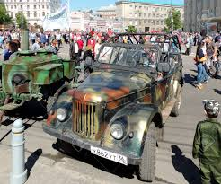 camion cuisine mobile retro car des 195070s militaire soviétique camion léger