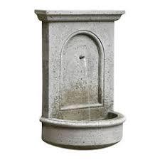 stone gargoyle fountain houzz
