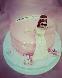 bekarlığa veda pastası cake decorator bachelorette
