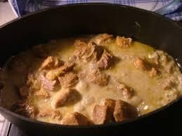 cuisiner un sauté de porc sauté de porc à la normande plat du jour