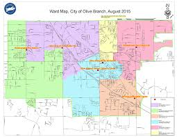 Tennessee Time Zone Map by City Maps City Of Olive Branch Ms