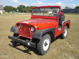 kaiser willys jeep m38a1 page