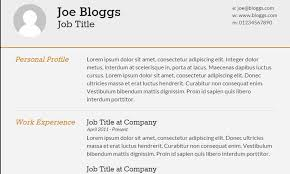free templates for resumes to 20 best free html resume templates by trendy theme