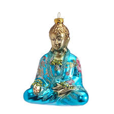 turquoise buddha ornament gump s