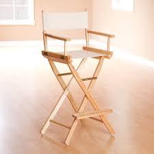 Directors Folding Chair Bar Height Directors Chair Home Decor Pinterest Bar Foot