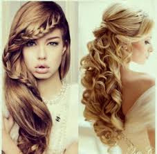 formal curly hairstyles for long hair prom curly hairstyle for