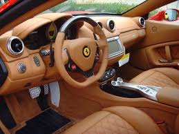 Ferrari California 2013 - rosso scuderia with tan ferrari california 3 1 madwhips