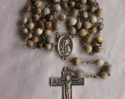 s tears rosary handmade s tear teardrop crucifix catholic rosary