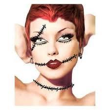 Voodoo Doll Costume Halloween 28 Halloween Facepainting Ideas Images