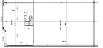 Industrial Floor Plans Industrial Block 4 Citynorth