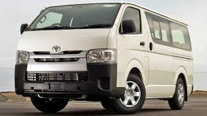 toyota van philippines toyota hiace commuter bus 2 5 turbo diesel 15 seater rhd