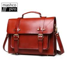Cowhide Briefcase Sale 2016 100 Genuine Leather Men Bags Vintage Business