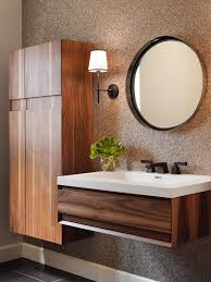 modern powder room sinks vanities ideas outstanding contemporary vanities for powder room