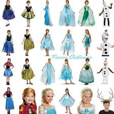 frozen costumes 2017 disney frozen costumes for the whole family
