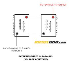 12 volt vs 6 volt deep cycle batteries for trailers trailer