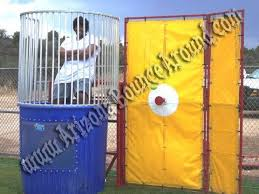 photo booth rental az dunk tank rental az arizona dunk tank rentals dunk