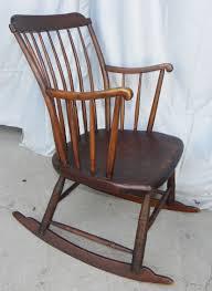 Old Man Rocking Chair Antique Windsor Rocking Chair Antique Furniture